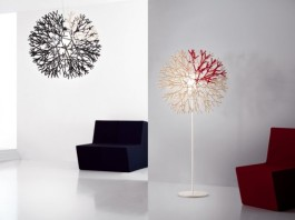 Contemporary-fluorescent-lamps-with-extraordinary-shape-Coral-by-Pallucco-2-554x415