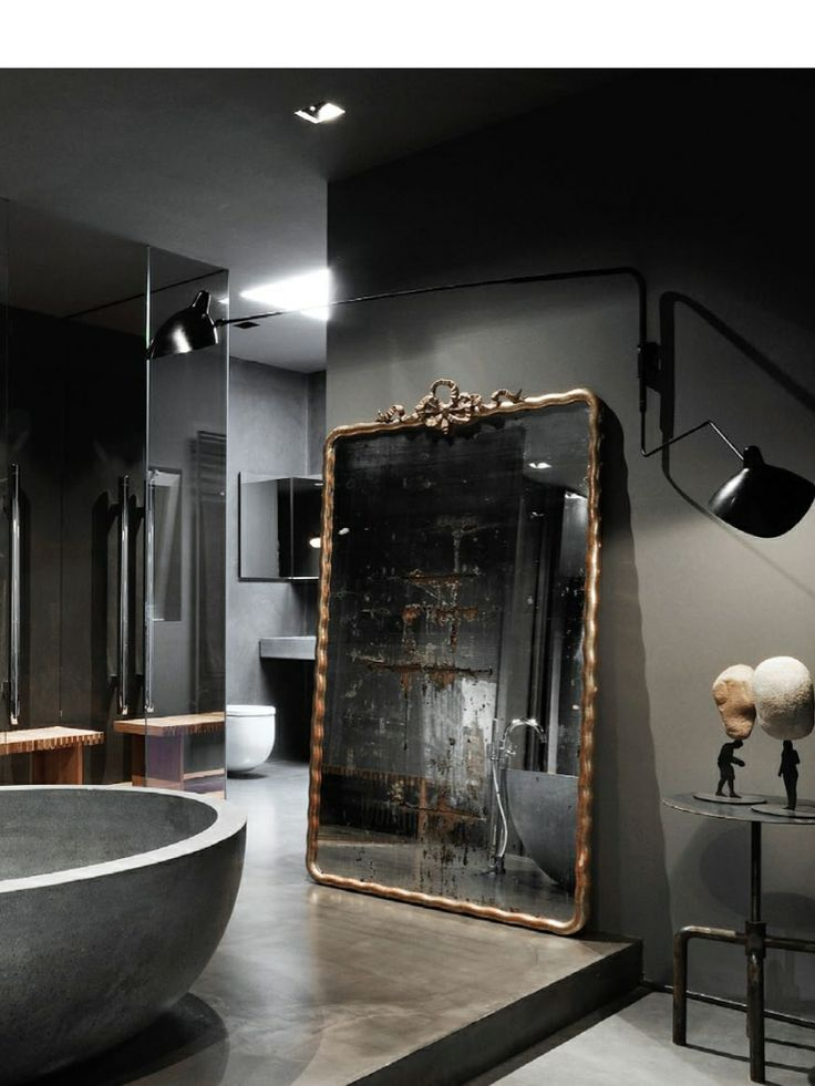 Espejos muy grandes como decoraci n ayc adapta y combina for Espejo grande habitacion