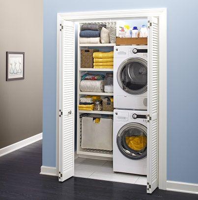 Ideas para ocultar la lavadora ayc adapta y combina for Ocultar lavadora