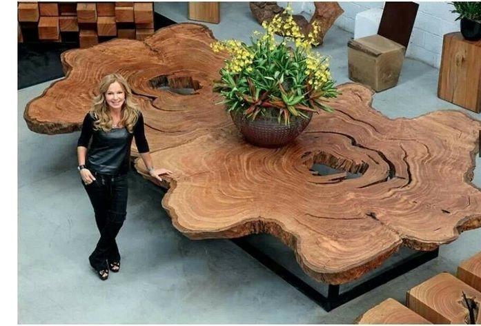 muebles de tronco de rbol ayc adapta y combina