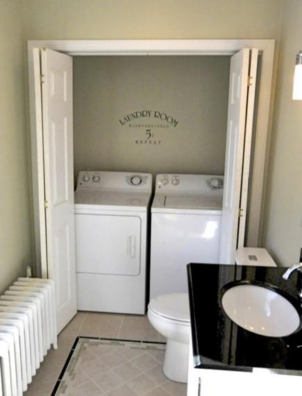 Ideas para ocultar la lavadora ayc adapta y combina for Bano con lavanderia