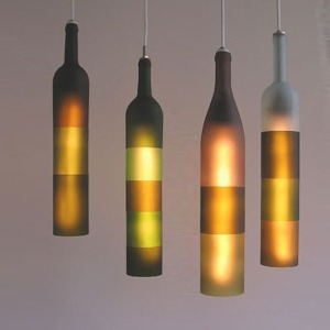 lamparas-con-botellas