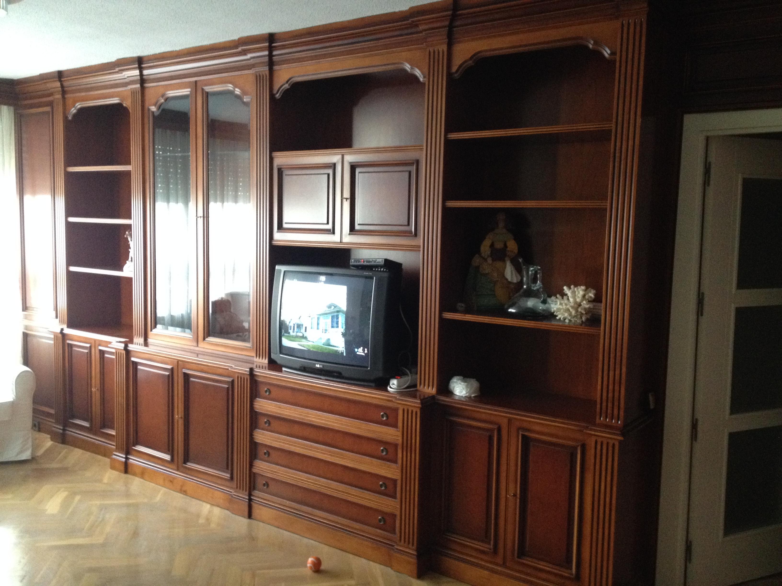 Combinar muebles cerezo y blanco beautiful en baos hay - Combinar muebles en color cerezo y blanco ...